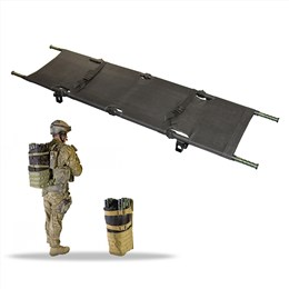 Carbon Fiber Collapsed Tactical Litter Stretcher
