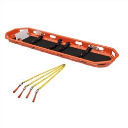 HDPE Plastic Rescue Basket Stretcher